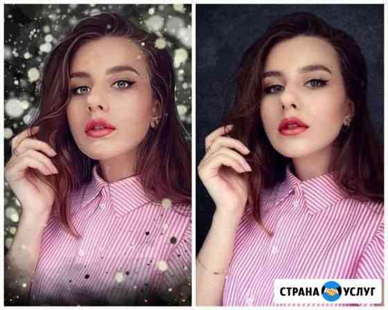 Портрет по фото и роспись одежды Череповец
