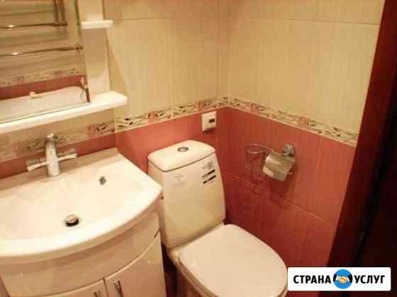 Ванная комната, туалет, санузел под ключ Орёл