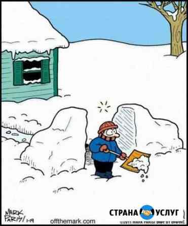 Уборку снега и любого мусора Лабытнанги
