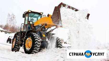 Уборка снега Благовещенск