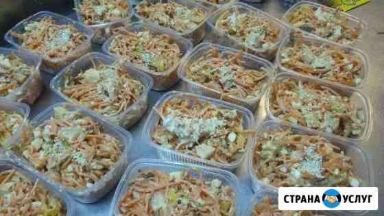 Бизнес ланч, доставка еды Нижний Новгород