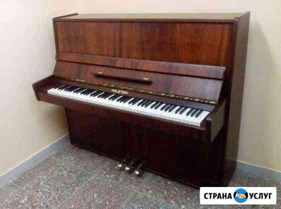 Настройка пианино Елец