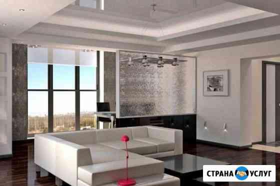 Ремонт помещений любой сложности Красноярск