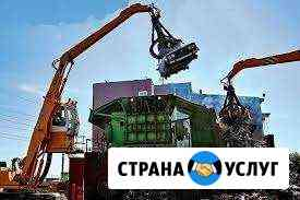 Вывоз на утилизацию мусора, машин, орг и бытовой т Мурманск
