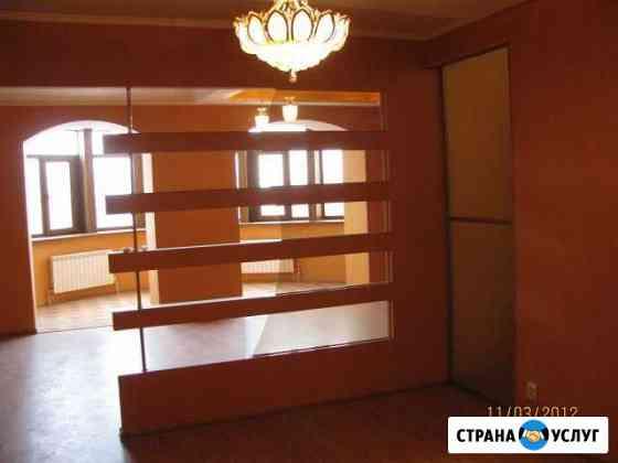 Ремонт квартир и ванной Омск