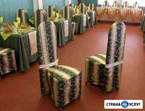 Пошив чехлов на стулья Дзержинск