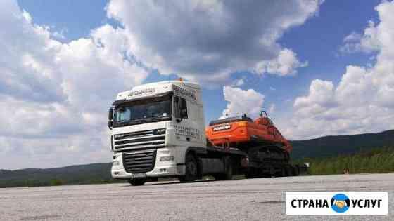 Перевозка негабаритных грузов Строитель