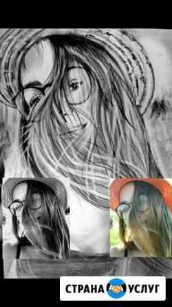 Нарисую портрет, шарж Хабаровск