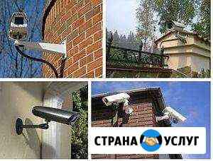 Монтаж опс, Видеонаблюдение, скуд Пермь