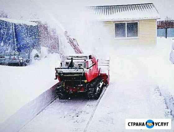 Расчистка снега Петропавловск-Камчатский