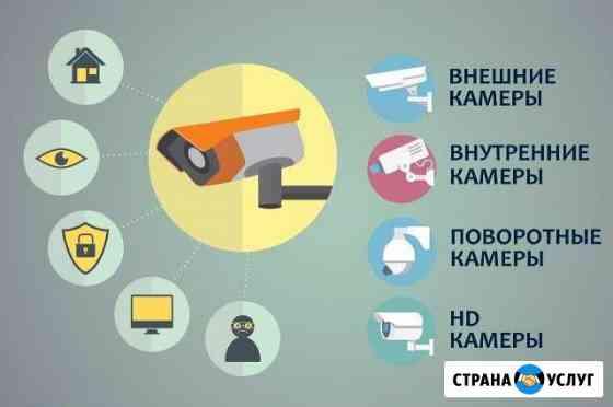 Системы видеонаблюдения Сочи