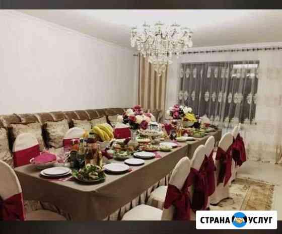Столы, и стулья и арка на прокат Грозный