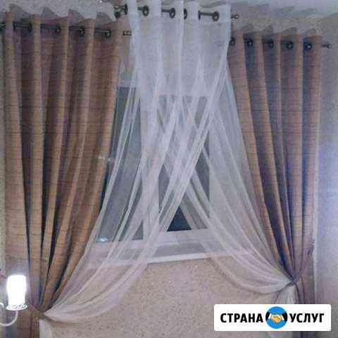 Дизайн и пошив штор. Собственное производство Нижний Новгород