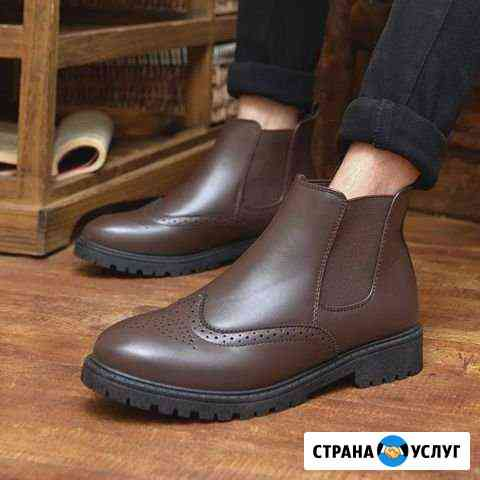Пошив изготовление обуви Томск