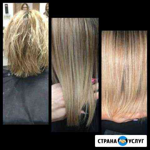 Биксипластика волос Барнаул