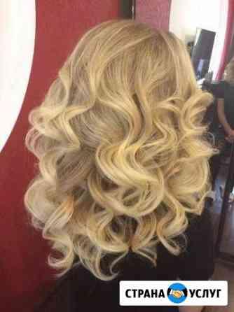 Свадебные, вечерние прически, плетение кос Нижний Новгород