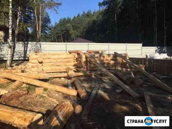 Строительство Красногорск
