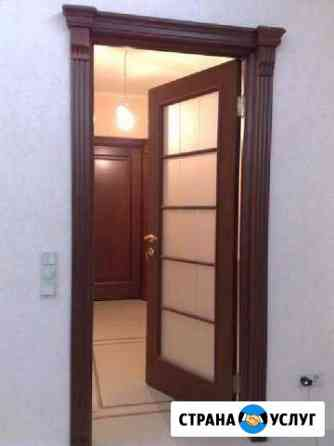 Профессиональная установка межкомнатных дверей Орёл