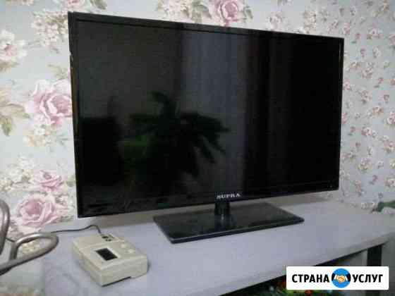 Ремонт телевизоров на дому Омск