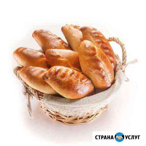 Пироги и домашние обеды на заказ с доставкой Нижний Новгород