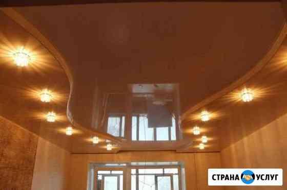 Натяжные потолки от производителя Ставрополь