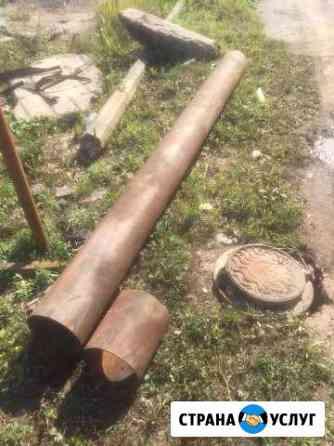 Труба в канаву 400мм Великий Новгород