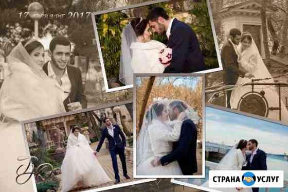 Фотокниги. Свадьба,торжество, детские мероприятия Геленджик