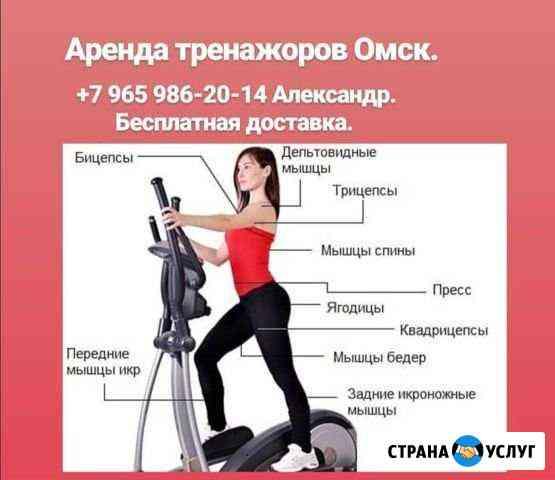 Эллиптический тренажер Torneo Festa C-310м(Аренда) Омск