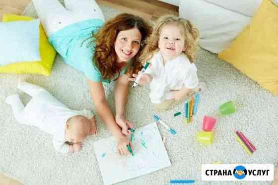 Няня, сопровождение детей Петрозаводск