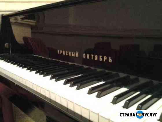 Настройка и ремонт фортепиано Хабаровск