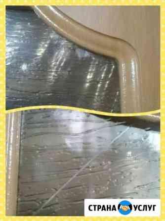 Замена стекол, ремонт дверей межкомнатных Ижевск