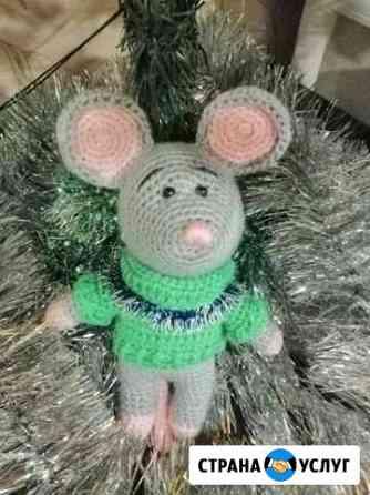 Мышка вязанная Рязань