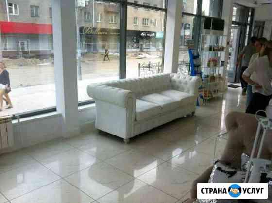 Изготовление мягкой мебели на заказ Тара