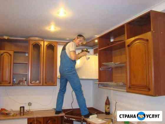 Мастер на час / муж на час / Сборка мебели Смоленск