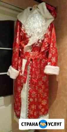 Прокат костюма Деда Мороза и Снегурочки Йошкар-Ола