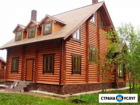 Строительство Деревянные дома и бани из сруба Назрань
