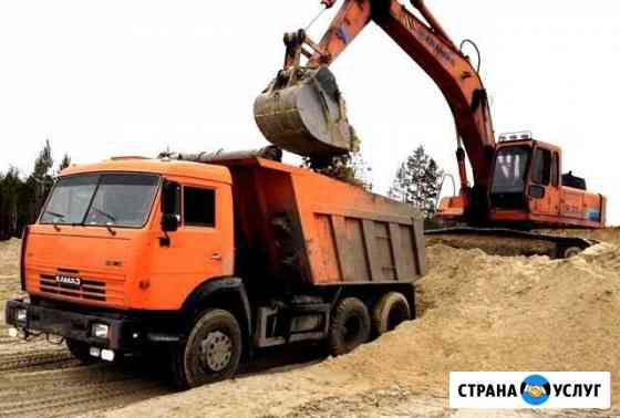 Камаз самосвал, аренда, услуги Екатеринбург