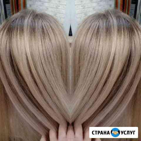 Услуги парикмахера Нижний Новгород