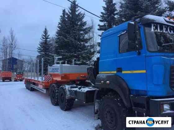 Перевозка негабаритных/тяжеловесных грузов Колосовка