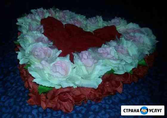 Свадебные украшения Анжеро-Судженск