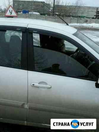 Уроки вождения кат.В механика Нижний Новгород