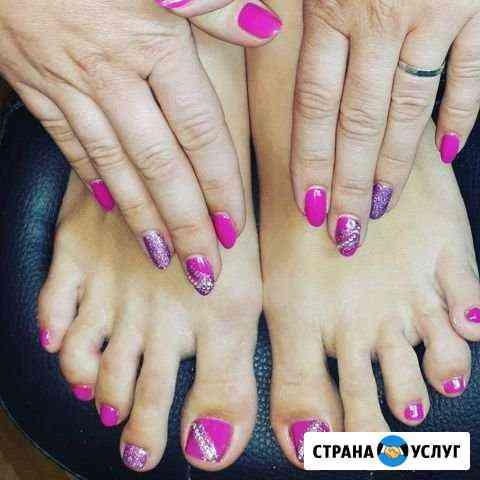 Наращивание ногтей Краснодар