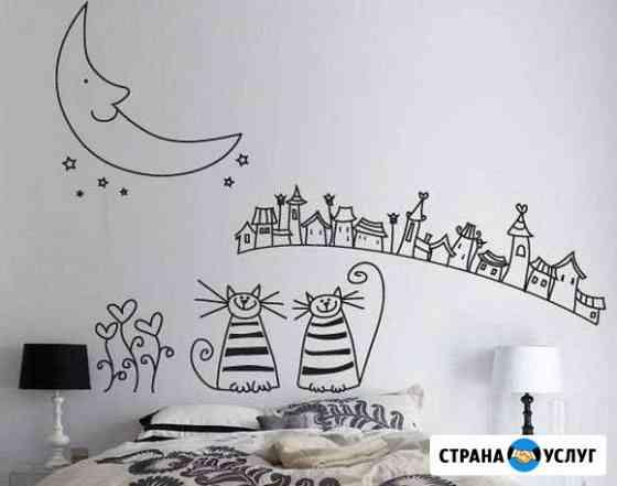 Роспись стен Кострома
