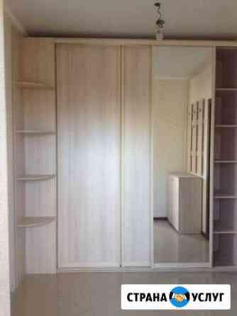 Шкафы купе,корпусная мебель Липецк