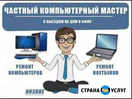 Компьютерный мастер Кострома