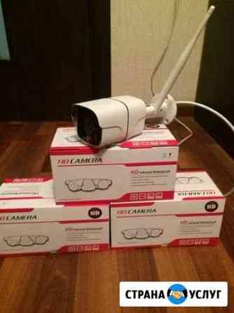 Камеры,видеонаблюдения,домофоны, продажа и установ Кизляр
