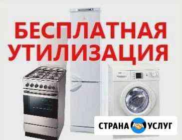 Бесплатный вывоз старой бытовой техники Саранск