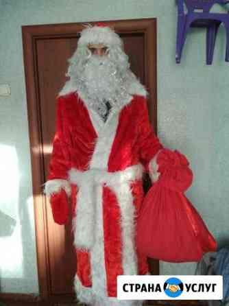 Аренда костюма Деда Мороза и Снегурочки Абакан