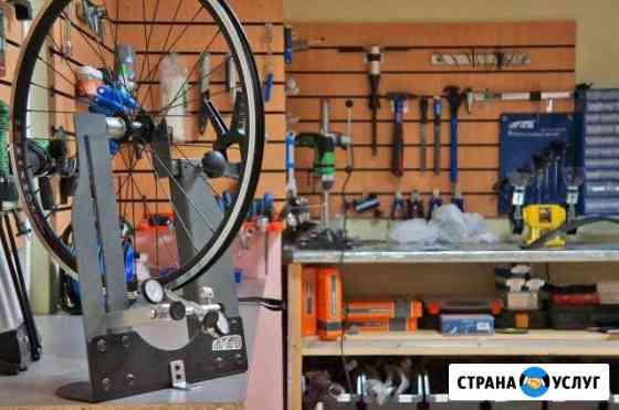 Ремонт велосипедов. Велосервис Тула