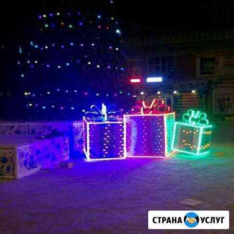 Оформление и украшение зданий, территорий Иркутск
